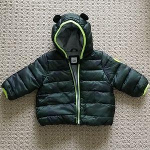 Baby Gap puffer coat